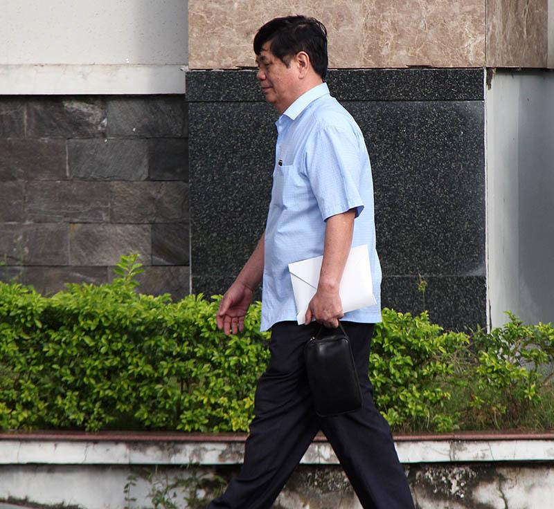 Ông Nguyễn Phong Quang nói về thông tin nộp 3,6 tỉ 'khắc phục hậu quả'