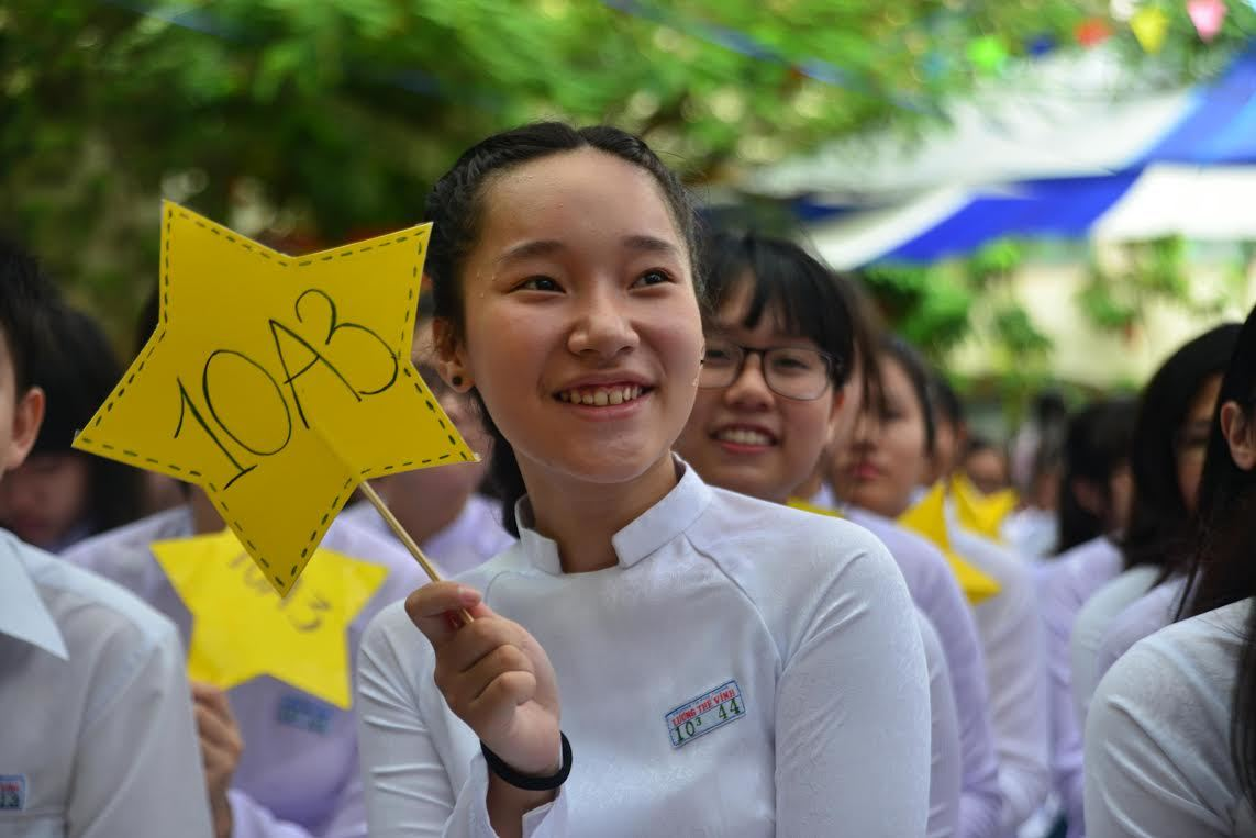 Trường học Vũng Tàu sẽ không mời lãnh đạo phát biểu khai giảng