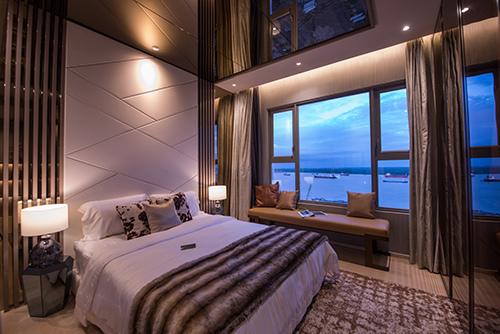 Tp.HCM: căn hộ trung cao cấp dẫn đầu thị trường BĐS