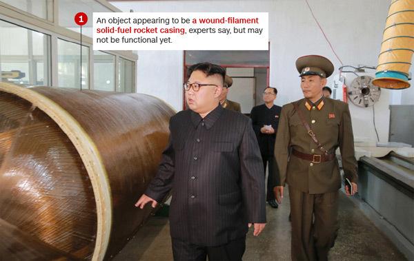 Triều Tiên, tên lửa Triều Tiên, vũ khí Triều Tiên, tình hình Triều Tiên mới nhất