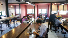 Bùng nổ 'văn phòng dùng chung': Đà Nẵng hút dân khởi nghiệp