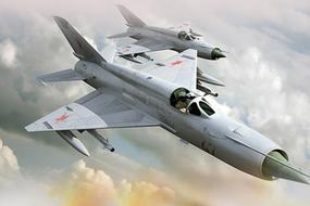 Cánh én bạc MiG-21 và những phi công huyền thoại