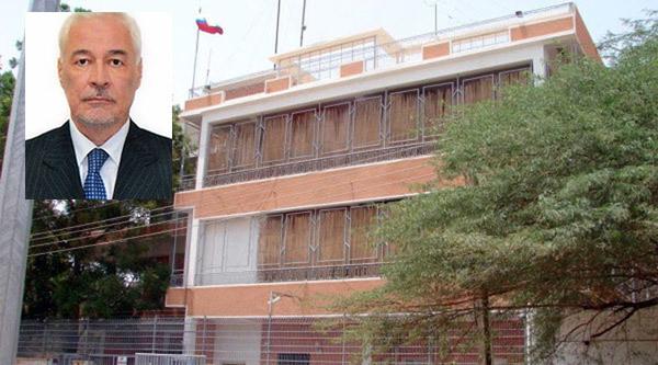 Đại sứ Nga tại Sudan được phát hiện chết trong bể bơi