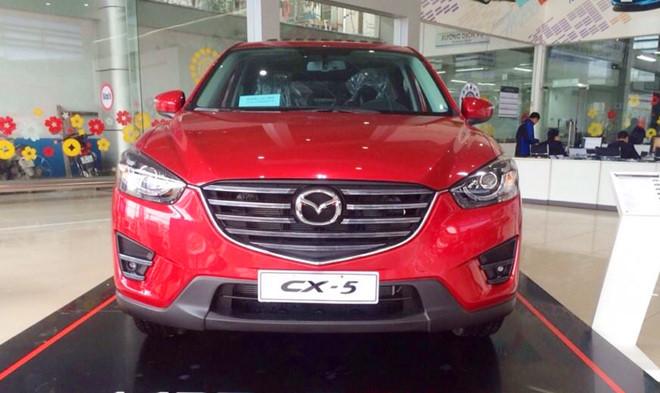 Giá Mazda CX-5 lập đáy mới, xuống dưới 800 triệu đồng