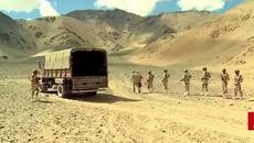 Quân đội Ấn Độ diễn tập ngăn chặn lính Trung Quốc