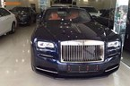 Chi tiết xe sang Rolls-Royce Dawn giá 40 tỷ tại Sài Gòn