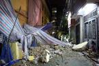 Hà Nội: Nguyên nhân ban đầu sập tường trường tiểu học