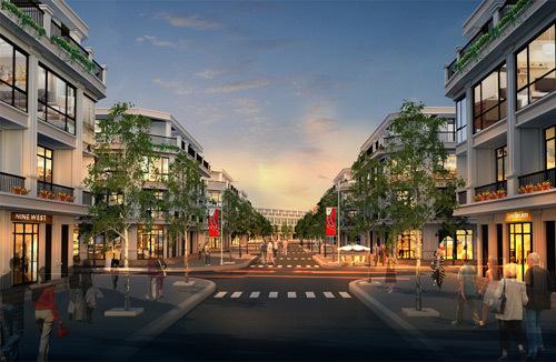 Sing Garden: nhà phố đầu tiên dành riêng cho khu công nghiệp