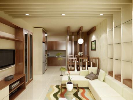 Chiêm ngưỡng căn nhà 20m2 có 3 phòng ngủ thoáng mát