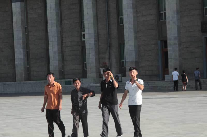 Triều Tiên, mùa hè, thời trang