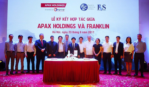 Tiếp cận giáo dục chuẩn Mỹ ngay tại Việt Nam