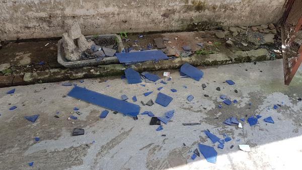 Thanh sắt dự án Opal Garden găm vào dân, hai mẹ con suýt chết