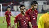 U22 Việt Nam 0-0 U22 Thái Lan: Thế trận tấn công (H1)