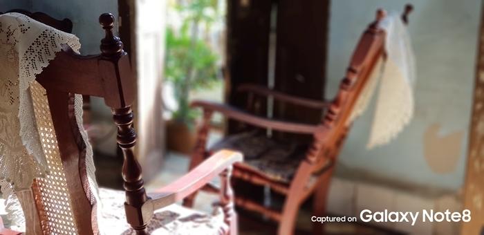 Ảnh đẹp lung linh từ camera kép xóa phông của Galaxy Note 8