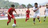 U22 Việt Nam 0-0 U22 Thái Lan: Người Thái ép sân (H1)