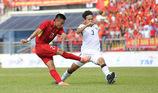 U22 Việt Nam 0-1 U22 Thái Lan: Bàn thua ngớ ngẩn (H1)