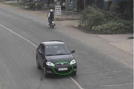 Ô tô đè vạch liền, lái xe bị phạt bao nhiêu tiền?