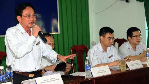 'Cắt' lương hưu 5 tháng, phường xin lỗi nguyên Phó tổng TTCP