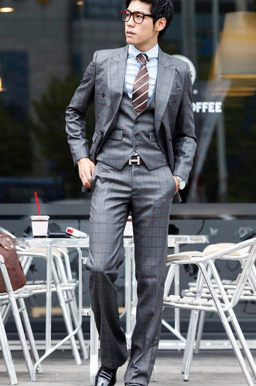 5 phong cách diện đồ vest thể hiện đẳng cấp phái mạnh
