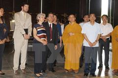 Tổng Giám đốc UNESCO thăm chính thức Việt Nam