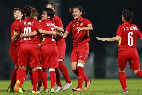 Việt Nam 6-0 Malaysia