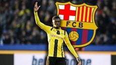 Thomas Lemar gật theo MU, Barca ký 5 năm với Dembele