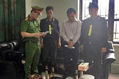 Khởi tố Giám đốc Đài khí tượng thủy văn tỉnh Hà Nam