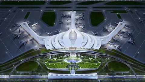 Đại gia Vũ Văn Tiền muốn bắt tay với Trung Quốc xây sân bay Long Thành
