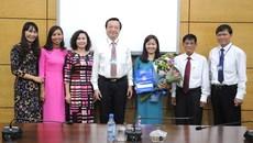 Hai giáo viên TP.HCM được bổ nhiệm làm phó hiệu trưởng