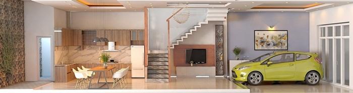 xây nhà, KTS thiết kế nhà, nội thất đẹp, nhà đẹp