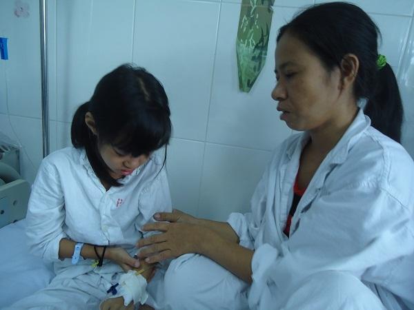 hoàn cảnh khó khăn, bệnh hiểm nghèo, từ thiện, bệnh viêm tụy