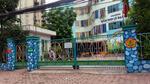 Học sinh Hà Nội đồng loạt nghỉ học để trường phun thuốc diệt muỗi