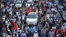 Hà Nội cấm xe máy ở nội thành từ năm 2030