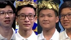 """""""Điểm danh"""" 4 thí sinh xuất hiện tại chung kết Đường lên đỉnh Olympia 2017"""