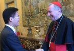 Thứ trưởng Ngoại giao thăm, làm việc tại Tòa Thánh