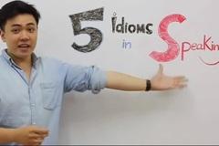 5 thành ngữ dễ sử dụng trong bài thi IELTS Speaking