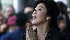 Nghi vấn cựu Thủ tướng Yingluck trốn khỏi Thái Lan