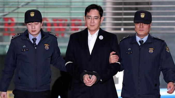 Người thừa kế tập đoàn Samsung bị kết án 5 năm tù giam