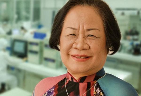 doanh nhân, đại gia, bầu kiên, Lê Ân, Nguyễn Minh Hùng, VN Pharma, Cao Toàn Mỹ
