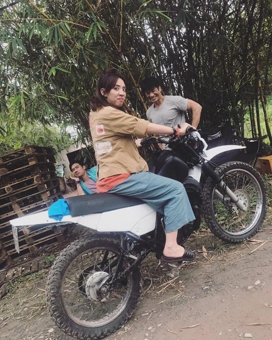 Mỹ nhân 3 con Jennifer Phạm đẹp không tỳ vết