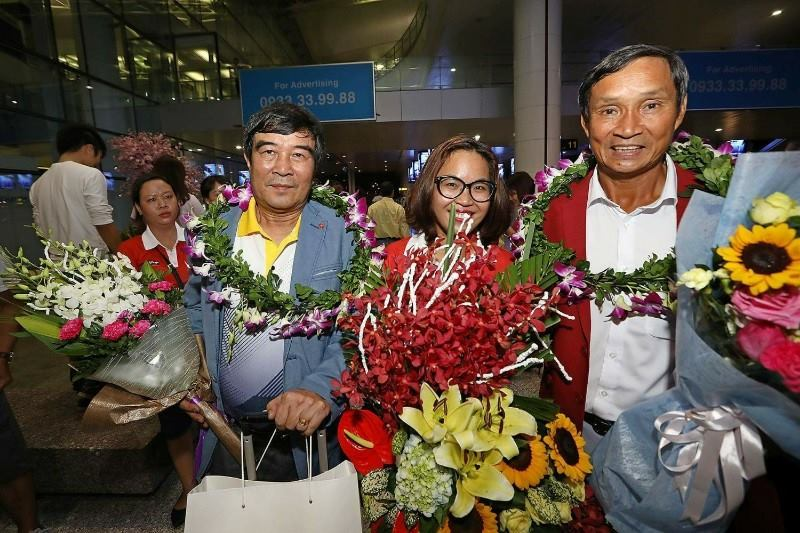 bóng đá nữ Việt Nam,Mai Đức Chung,HCV SEA Games,bóng đá nữ