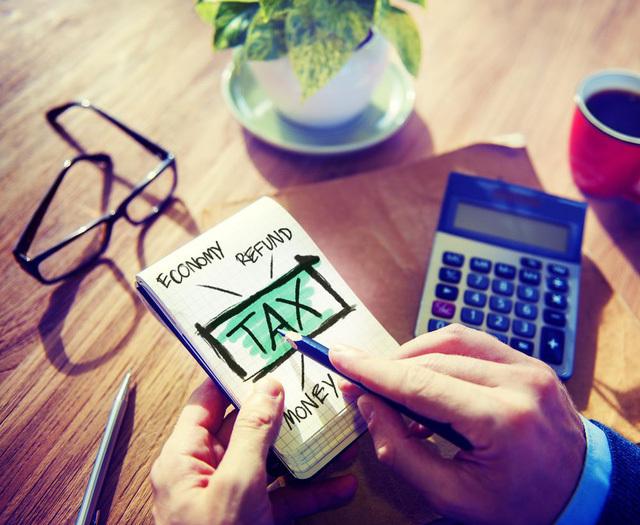 thuế thu nhập cá nhân, thuế VAT, thuế tiêu thụ đặc biệt, thuế giá trị gia tăng