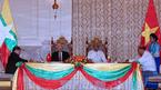 Việt Nam, Myanmar ký Tuyên bố chung về quan hệ Đối tác Hợp tác Toàn diện