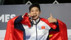 Tiết lộ bất ngờ của Nguyễn Hữu Kim Sơn sau khi phá kỷ lục SEA Games