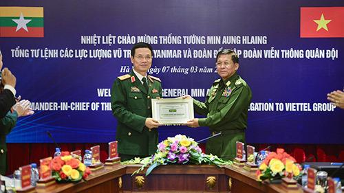 Dự án biểu tượng hợp tác Việt Nam - Myanmar có gì đặc biệt?