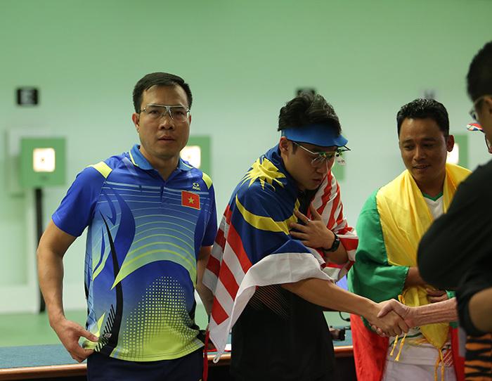 Vì sao Hoàng Xuân Vinh thất bại ở nội dung giành HCV Olympic?
