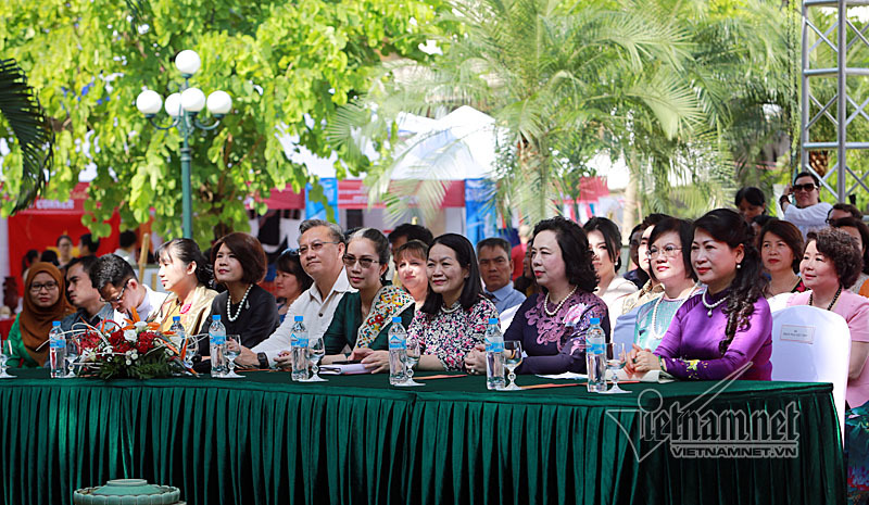 Lễ hội vàng Asean, Hà Nội, Asean, phu nhân Thủ tướng