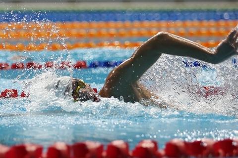 Nguyễn Huy Hoàng giành HCV và phá kỷ lục 1500m
