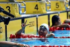 Ánh Viên làm dậy sóng đường đua xanh, phá kỷ lục 200m tự do