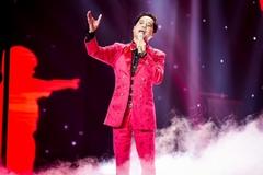 Sân khấu quyến rũ trong đêm nhạc Lam Phương